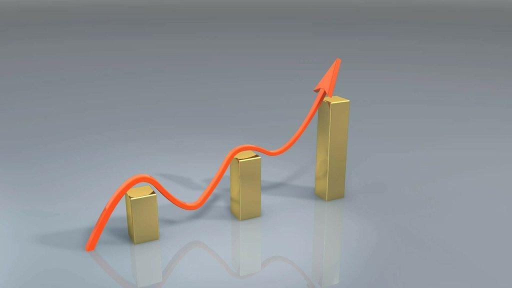Wachstumsaktien schwanken stärker als Dividendentitel.